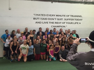 All of the Boot Campers!